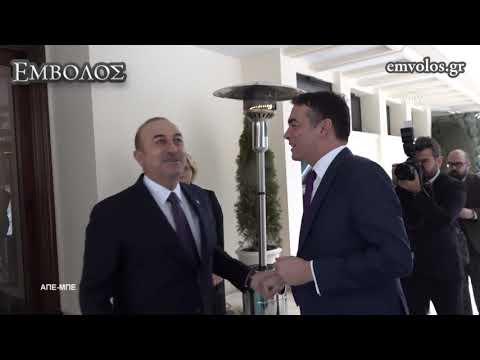 Video - Τσαβούσογλου για ΠΓΔΜ: Αναγνωρίζουμε την χώρα με το συνταγματικό της όνομα