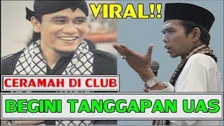 Video Ceramah Di Club Malam Ustadz Abdul Somad Beri Tanggapan MP3, 3GP, MP4, WEBM, AVI, FLV April 2019