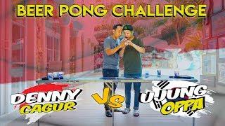 Video UJUNG OPPA - BEER PONG CHALLENGE MP3, 3GP, MP4, WEBM, AVI, FLV Agustus 2019