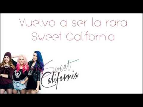Video Vuelvo a ser la rara sweet california lyrics download in MP3, 3GP, MP4, WEBM, AVI, FLV January 2017