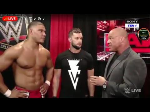 wwe Monday night Raw live 13 November 2017