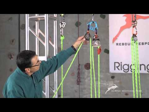 Pulley Systems Rules  Knots & Pulleys in Rope Rigging Systems Vol  1 Segment 6   Rigging Lab   YouTu