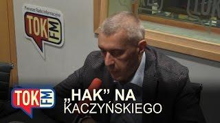 Misiewicz może zniszczyć Macierewicza, a Macierewicz Kaczyńskiego – haki ciągnione.
