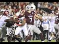Nick Fitzgerald vs Arkansas (2016)