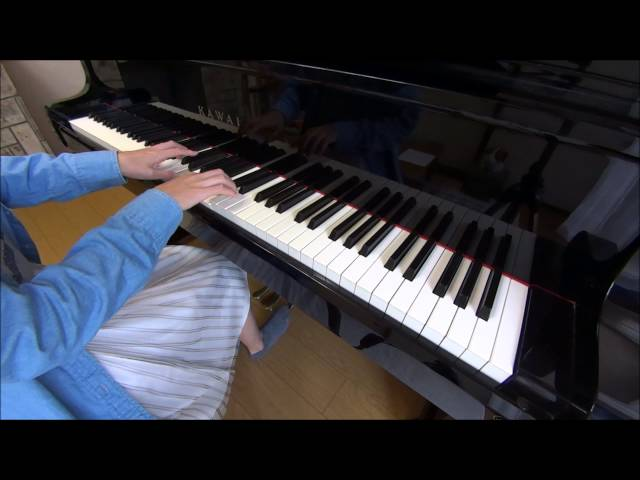 「プレ・インベンション44番」 をピアノで弾いてみた♪