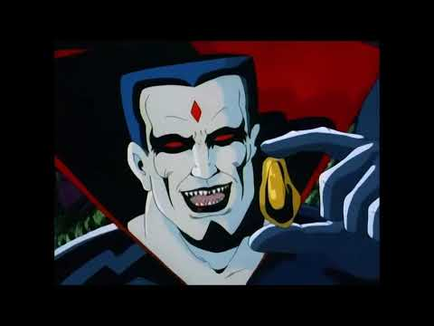 "Mr. Sinister Kidnaps Scott And Jean - ""X-Men The Animated Series"""