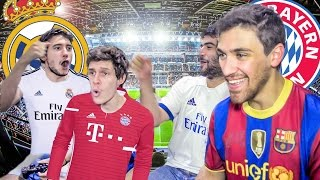 Video REAL MADRID vs BAYERN MUNICH  | Champions League 2017 | FIFA 17 MP3, 3GP, MP4, WEBM, AVI, FLV Mei 2017