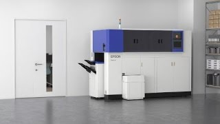 Epson PaperLab: recicladora y productora de papel sin agua