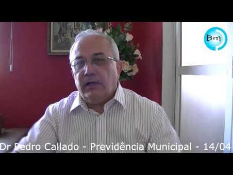 Jales - Dr Pedro Callado - Previdência Municipal (14/04)