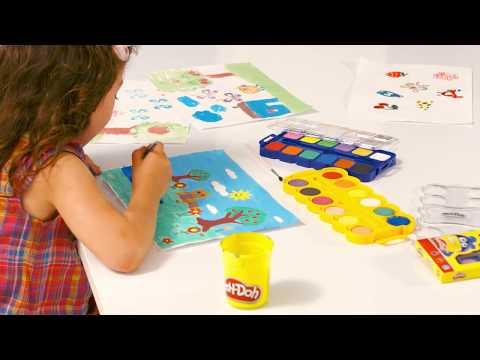 PlayDoh Kırtasiye tüm çocukların 23 Nisan Ulusal Egemenlik ve Çocuk Bayramı'nın 100. yılını kutlar