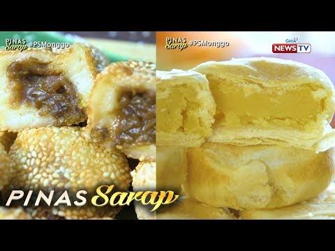 Pinas Sarap: Recipe ng monggo buchi at hopiang monggo