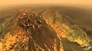 Video What Huygens Saw On Titan - New Image Processing MP3, 3GP, MP4, WEBM, AVI, FLV Agustus 2018