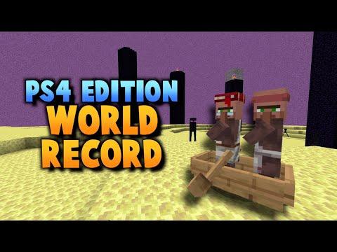 The Weirdest Minecraft Speed Run Record You HAVEN'T Heard About