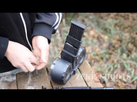 Video Ak 74 95 Round Drum Magazine Review download in MP3, 3GP, MP4, WEBM, AVI, FLV January 2017