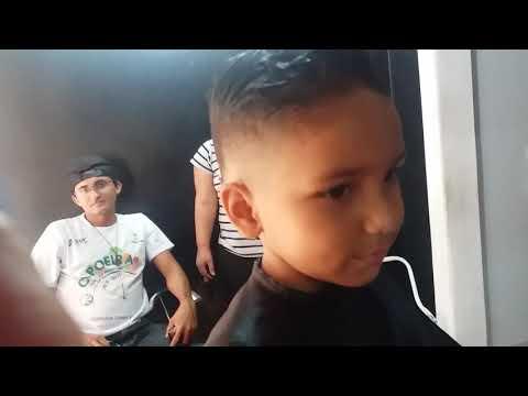 Corte de cabelo parte 2