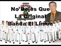video y letra de No dejes que (audio) por La Original Banda El Limon