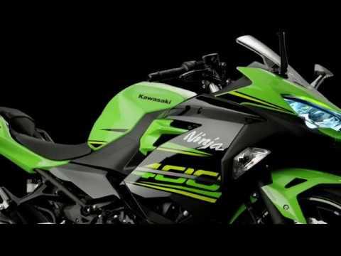 Vídeos de 'Kawasaki Ninja 400: ¡Inspirada en la H2!'