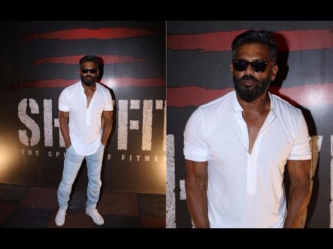 Suniel Shetty Reveals Importance of Fitness