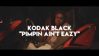 Kodak Black - Pimpin Ain't Eazy (Official Lyrics)