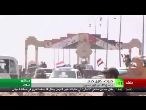 العرب اليوم - لحظة استهداف