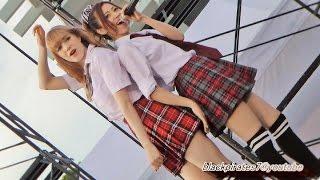 超かっこいい!JK女子高生たちのステージライブ☆ FullHD高画質アイドル