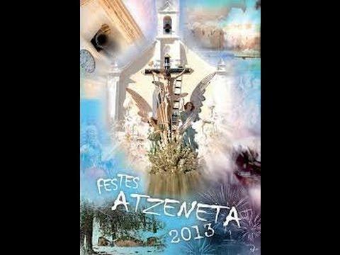 Festes d´ Atzeneta d´ Albaida de l´ any 2013
