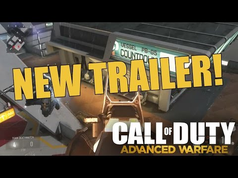 multiplayer - I hope you enjoyed the video! The new trailer for Call of Duty: Advanced Warfare features a lot of familiar faces talking about their hands on experience with the game. What are your thoughts...