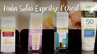 Linha Solar Expertise L'Oréal