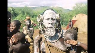 The Scenery And People Of Ethiopia