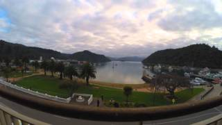 Picton New Zealand  City pictures : GoPro Timelapse: Picton, New Zealand