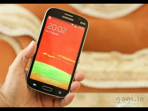 Samsung Galaxy Grand Neo review - not worth the price