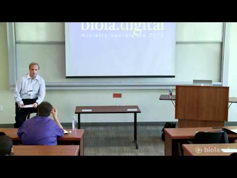 Dustin Steeve: App Showcase - Biola Digitale Ministerium Conference 2012