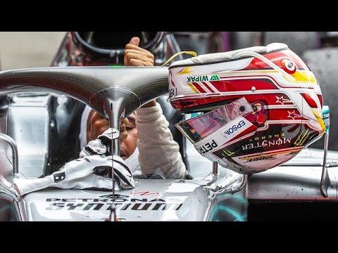 Θρίαμβος του Χάμιλτον και της Mercedes στο GP της Γερμανίας