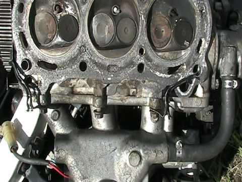 1995 GEO METRO CILINDER HEAD IT BLEW A HEAD GASKET
