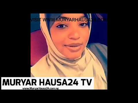 Kalli Sabon Video Aisha Tsamiya tana rera Yabon Annabi (SAW)