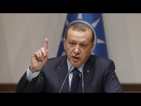 Μήνυμα Ερντογάν στην ΕΕ: «Ανοίξτε τα κεφάλαια της διαπραγμάτευσης, αλλιώς αντίο»