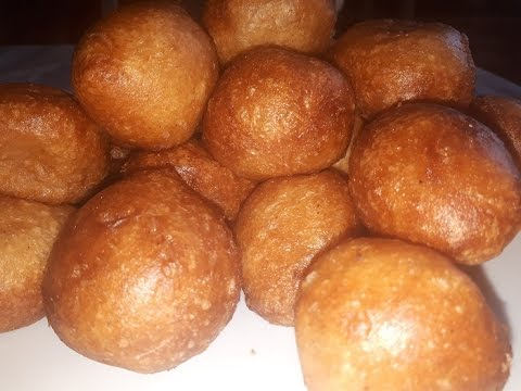 How To Make Nigerian Puff-Puff