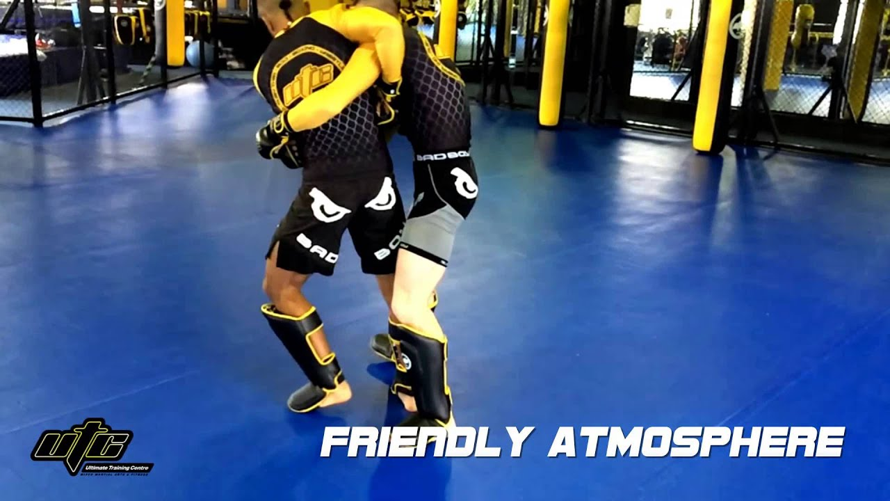 UTC MMA For Everyone