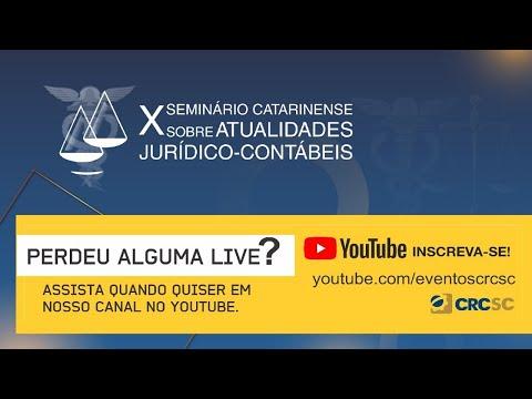X Seminário Catarinense sobre Atualidades Jurídico-Contábeis