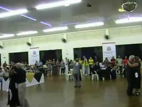 Terceira Idade de Ocauçu em Tupã 2012