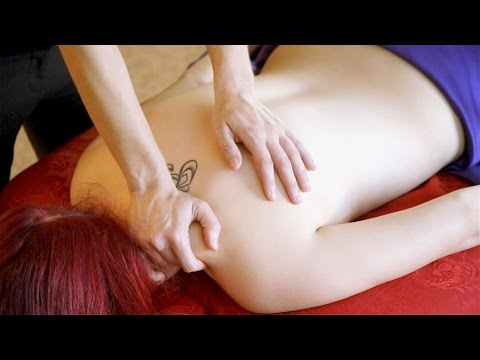 techniques - Exclusive Content @ http://www.patreon.com/psychetruth 50 Back Massage Therapy Techniques Part 3 - How to Massage ASMR Soft Spoken Relaxing Music In this video series, licensed massage...