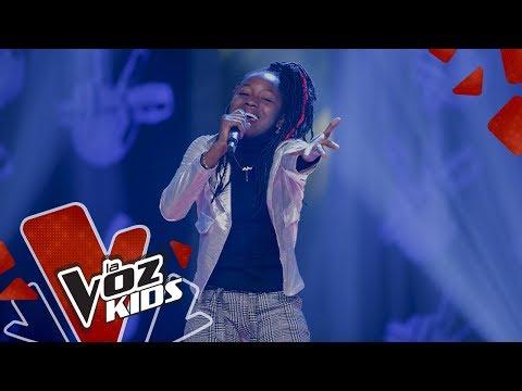Daniela canta Pero Me Acuerdo De Ti – Audiciones a Ciegas | La Voz Kids Colombia 2019