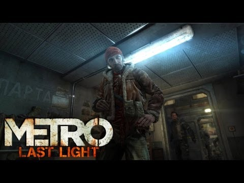 Metro Last Light - Sparte Introduction