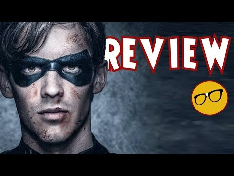 "Titans Season 1 Episode 1 Review ""Titans"""
