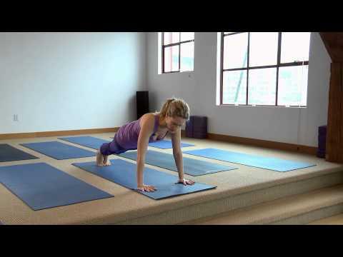 Health and Wellness: Yoga Tips Strengthening Upper Body