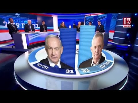 Israel: Parlamentswahl mit Patt - Gantz knapp vor Netan ...