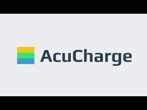 AcuCharge for Acumatica Cloud ERP