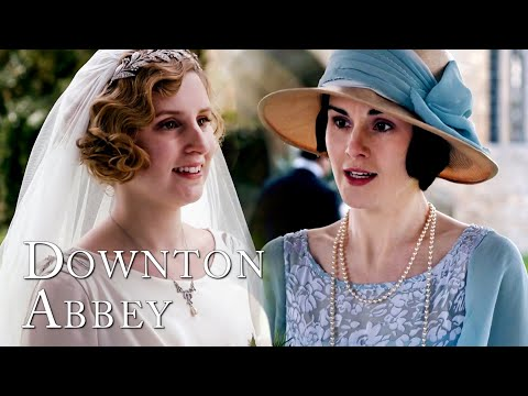 Mary Sends Her Apologies To Edith | Downton Abbey