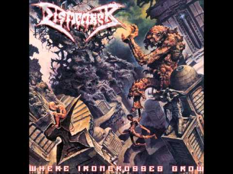 Dismember - Where Ironcrosses Grow / Full Album, 2004