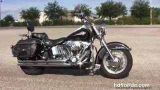 8. Used 2006 Harley Davidson Heritage Softail Classic for sale in Gibsonton FL